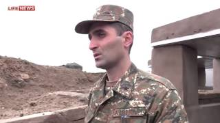 Карабах страшные кадры