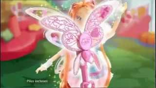 Smoby - Winx Club - Transformation Magique Dolls   Poupées - Magic Wing Bloom