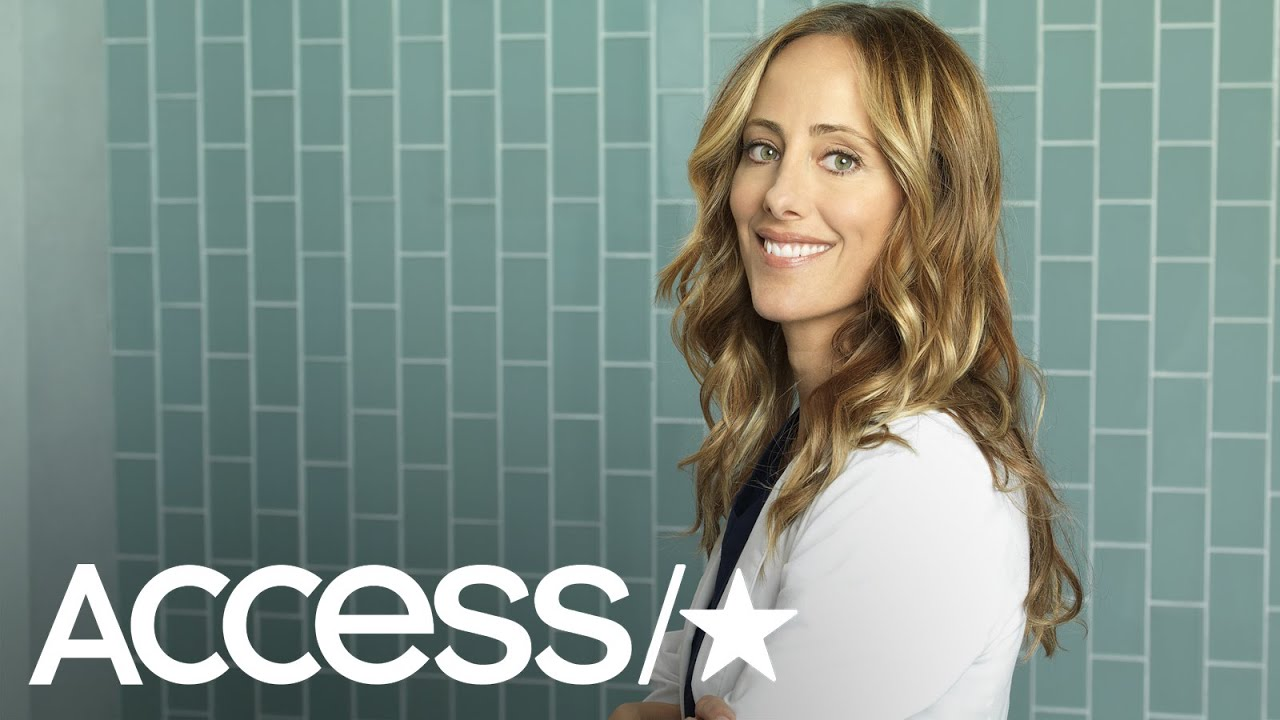 Kim Raver Is Returning To \'Grey\'s Anatomy\' Season 15 | Access - YouTube