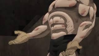 baki 09「ドリアン」謎の歌、死刑囚、銀河 万丈 銀河万丈 検索動画 16