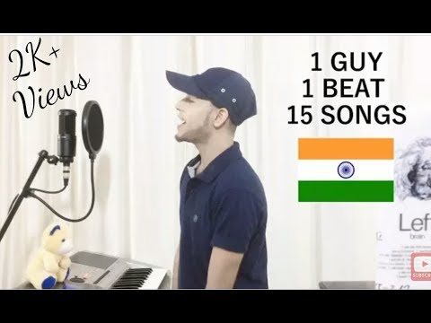 One Guy, 15 Voices from YouTube · Duration:  1 minutes 41 seconds