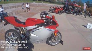 MCVlog 107: Ngắm dàn siêu xe-siêu moto-xe quân sự và trực thăng chiến đấu trong show xe lớn nhất AZ