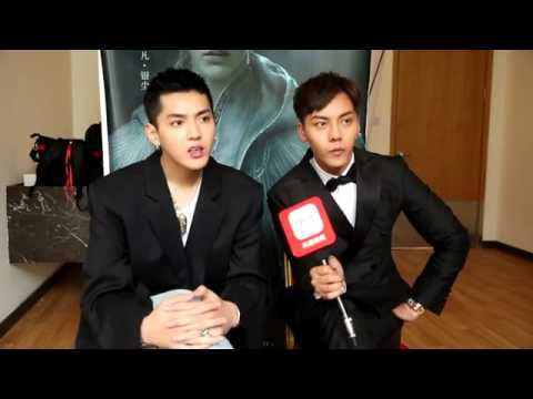 160614 NetEase Interview with Kris Wu & William Chan - L.O.R.D