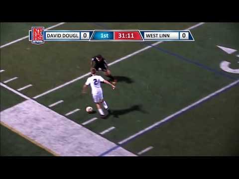 West Linn vs David Douglas Boys Varsity Soccer
