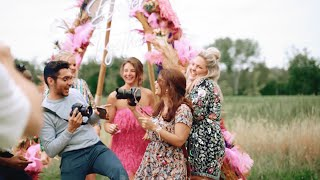 Behind the Scenes - WEDFEST - Festival Wedding - Styled Shoot