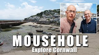 Exploring Cornwall - A walk round Mousehole and its Harbour
