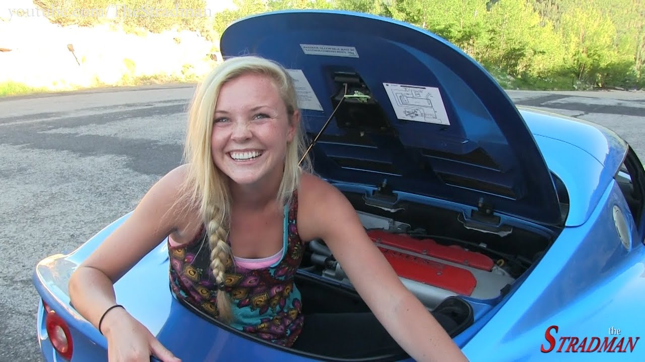 Can lucy fit in the trunk of my lotus elise youtube vanachro Choice Image