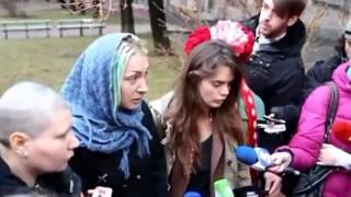 Femen в руках у фашистов - секс тур по Беларуси (триллер)