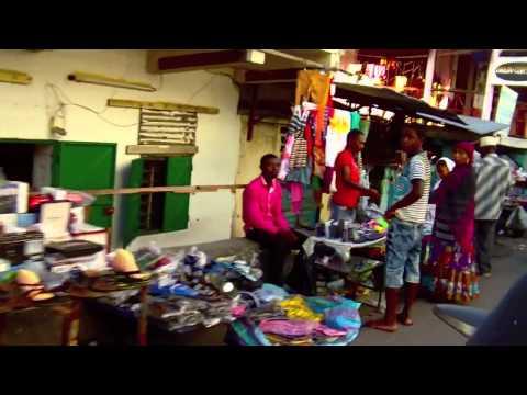 Comoros Market Colors
