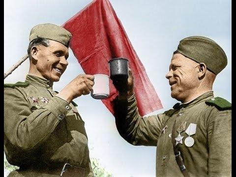 Слушать песню Песни о Сталине - Наш тост (Выпьем за Родину)