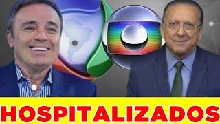 Choro nas Tv's Gugu Liberato sofre acidente nos USA- Galvão Bueno é internado as pressas