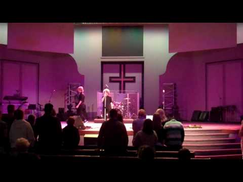 Mission Six shares at ECS Chapel