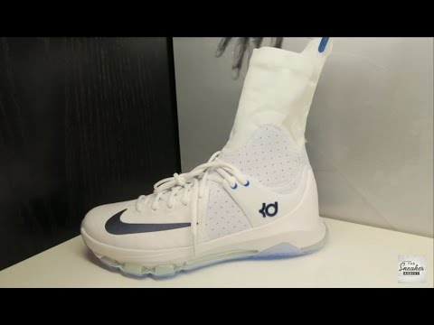 9b5f83f6d25f5 Nike KD 8 ELITE Sneaker Review - YouTube