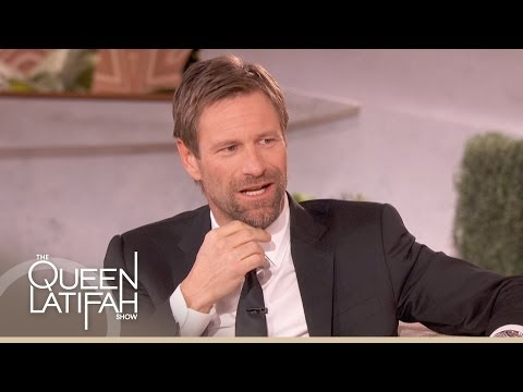 Aaron Eckhart Knows What Women Want