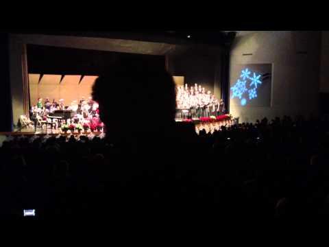 Cascade High School Winter Concert - Choir, Wind Ensemble &