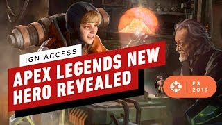 Apex Legends' NEW Legend Wattson - Everything You Need to Know - IGN Access