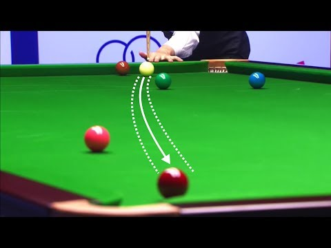 BEST SHOTS of World 6-Red Snooker Championship 2018
