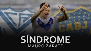Sindrome: Mauro Zarate. Grandes traidores de la historia del Futbol Argentino