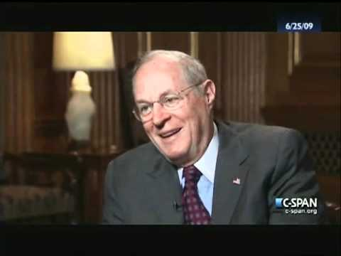 Justice Kennedy Describes the Supreme Court Conference