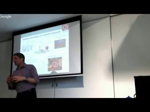 Analyzing Qualitative and Mixed Method Data Using DeDoose (University of Canberra)