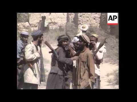AFGHANISTAN: KABUL: TALIBAN ISLAMIC REBELS SEIZE CONTROL OF CAPITAL