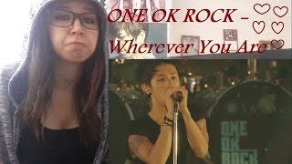 Baixar ONE OK ROCK - Wherever You Are Live _ REACTION