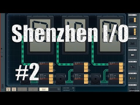Let's Play SHENZHEN IO #2 - Pulse Generator