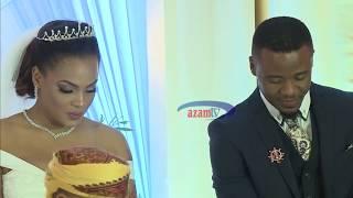 Tazama Alikiba, Abdukiba wakivishana pete na wake zao