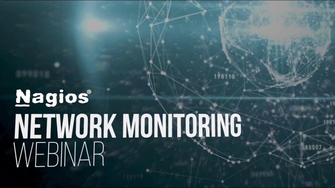 Networking Monitoring with Nagios - Webinar - Dauer: 57 Minuten