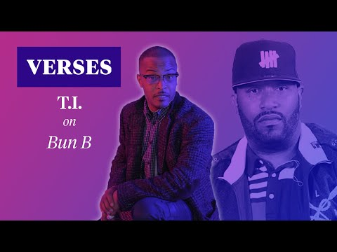 "T.I.'s Favorite Verse: Bun B's Verse on ""Murder"" 