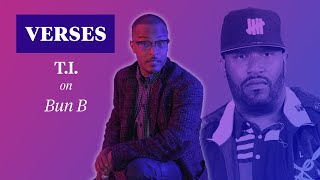 "T.I.'s Favorite Verse: Bun B's Verse on ""Murder"" | VERSES"