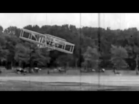 Yesterday's Air Force: 1909 Wright Flyer History