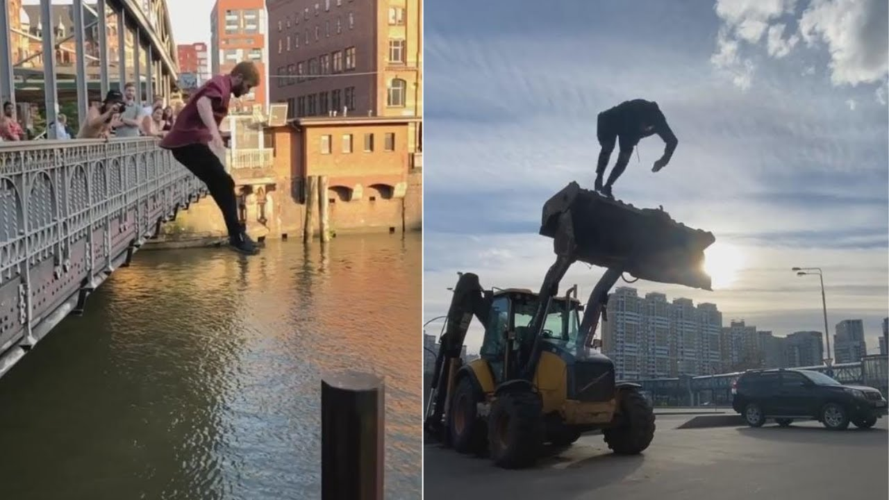 Best Parkour Videos Of The Week | August 2020  (Part 1)