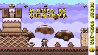 Mario Is Hungry! • Super Mario World ROM Hack (SNES/Super Nintendo)