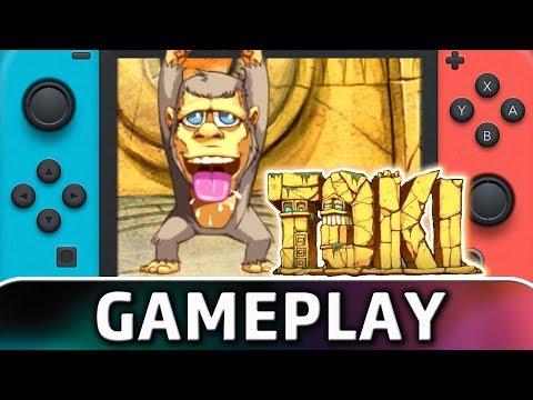 Toki | First 10 Minutes on Switch