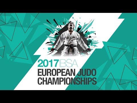 IBSA European Judo Championships 2017 Day 1 Mat 1