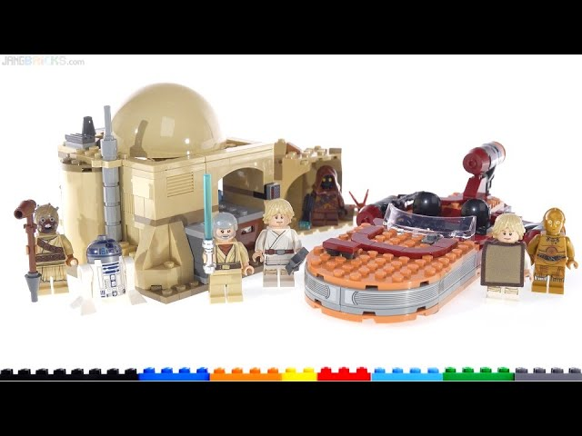 2020 Lego Star Wars Sets Video Reviews