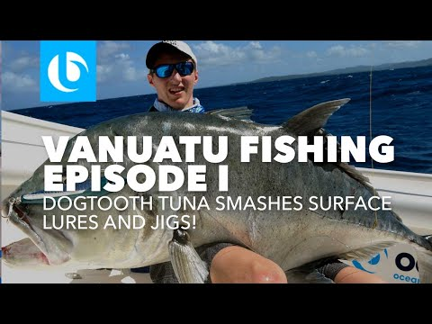 Vanuatu Fishing - Episode 1