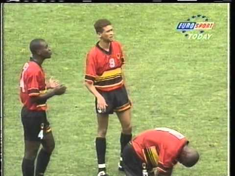 1996 (January 24 Angola 3 -Cameroon 3 (African Nations Cup)