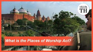 What is the Places of Worship Act?