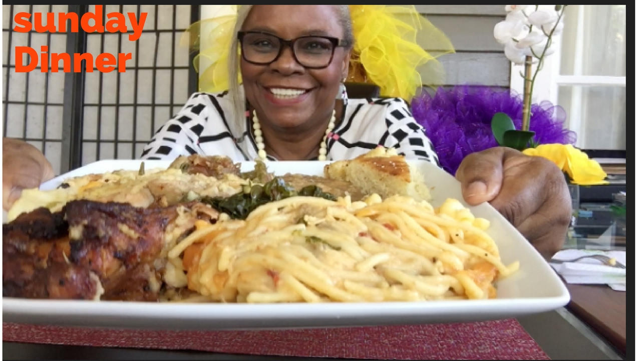 Easy Home Made Soul Food Sunday Dinner Youtube