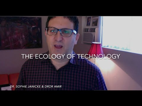 The Ecology of Technology for Wisdom 2.0 People's Stage