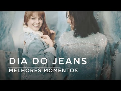 DIA DO JEANS | Ação de customização em São Paulo