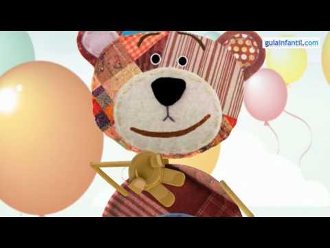 Herzlichen Glückwunsch zum Geburtstag, feliz cumpleaños, Spanisch Kinderlied
