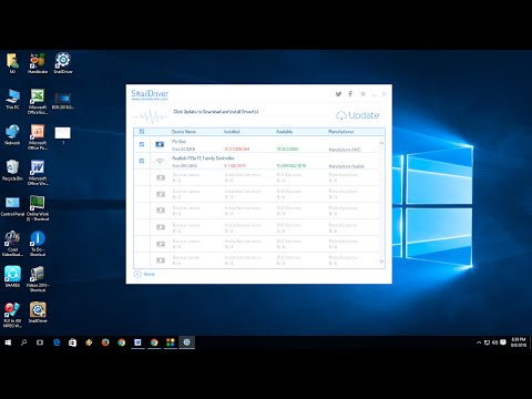 Free: How To Download Install Update Driver For Windows PC 10/8.1/7 (Snail Driver)