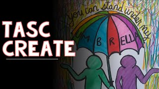 CREATE: Cartoon People & Rain (4/30)