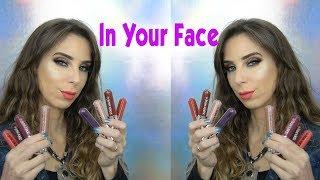 Review de labiales de In Your Face