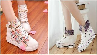 Latest design girls shoes coll…