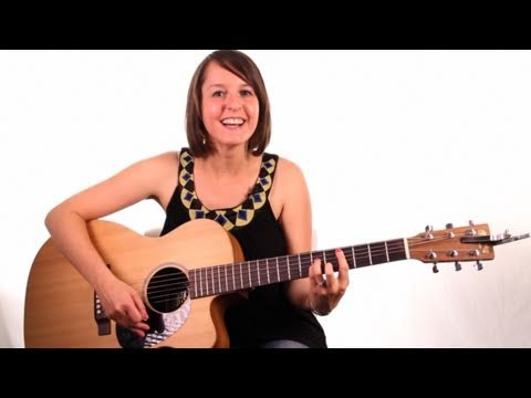 """How to Play """"Don't Know Why"""" by Norah Jones on Guitar"""