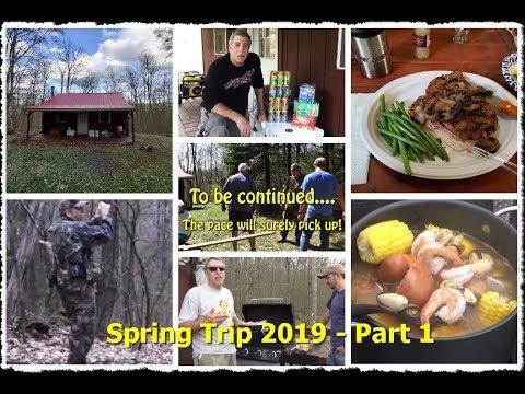 Spring Trip 2019  Part 1